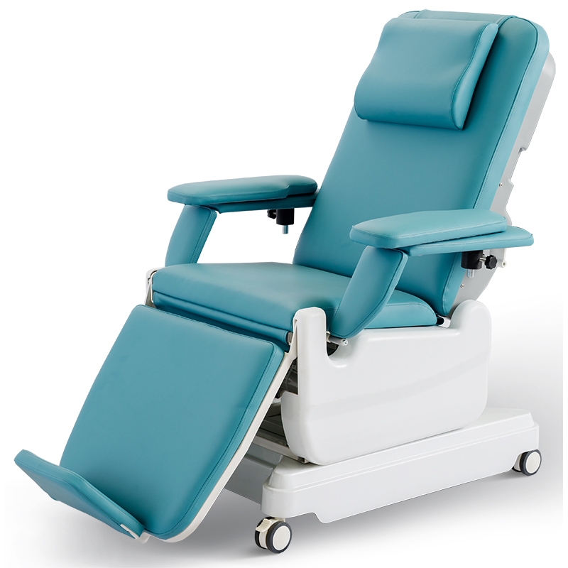 SKE-120A Multi-Function Medical Blood Drawing Donate Hemodialysis Chair